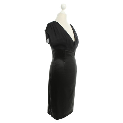 Costume National Robe en noir