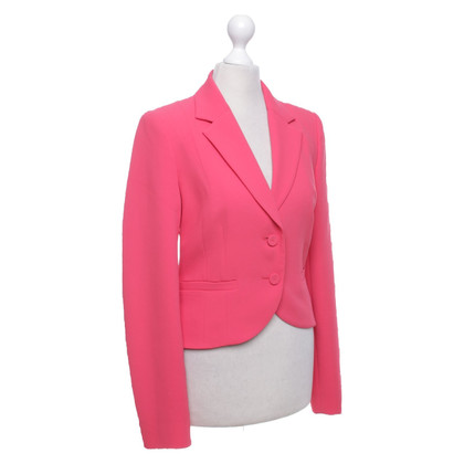Hobbs Blazer in coral red