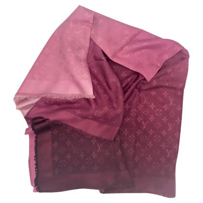 Louis Vuitton Monogram cloth in pink