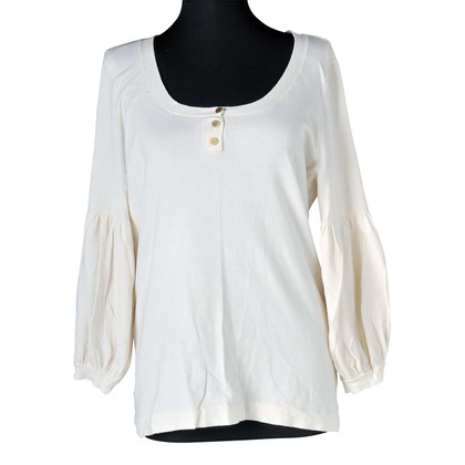 Michael Kors top in cream