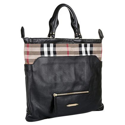 Burberry Cotta Tote nero