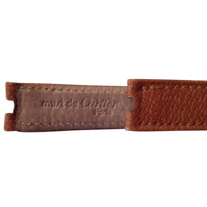 Cartier Armband aus Leder