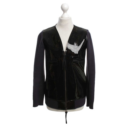 H&M (designers collection for H&M) Jacke aus Glanzleder