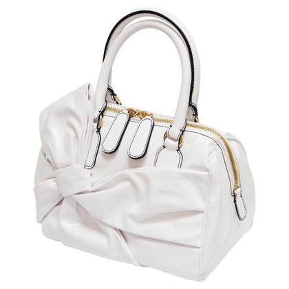 Valentino Handbag in white