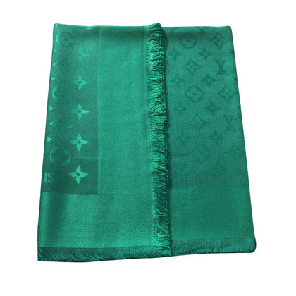 Louis Vuitton panno Monogram in verde