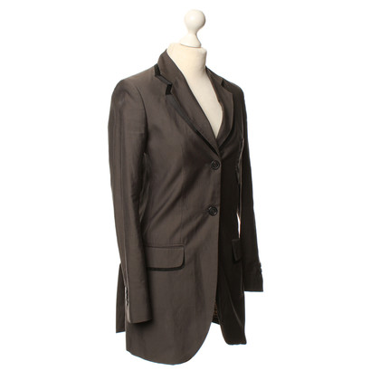 Wunderkind Long Blazer with inserts