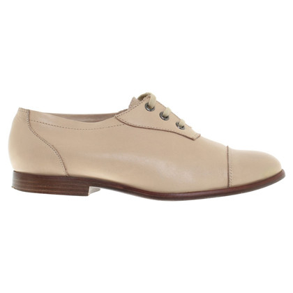 Jil Sander Lace-up shoes in beige