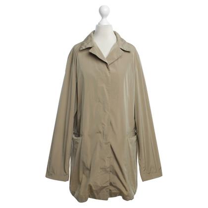 Jil Sander Short coat in beige