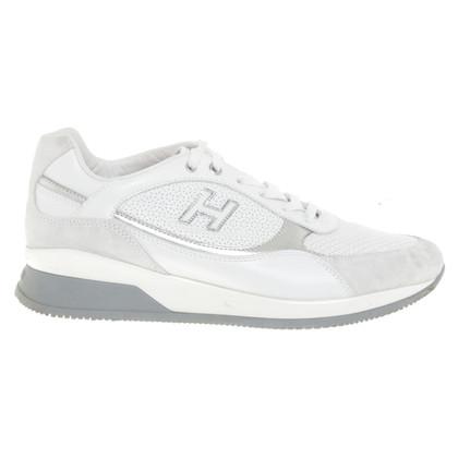 Hogan Sneakers in Weiß
