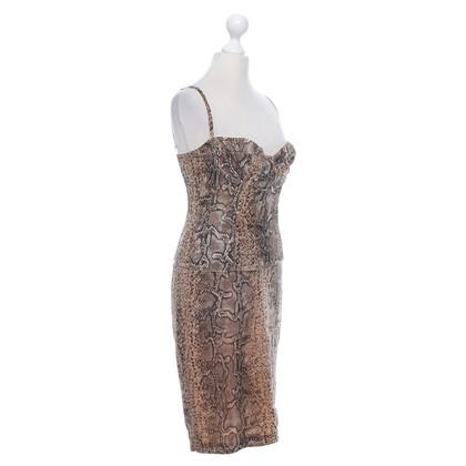 Dolce & Gabbana Combinatie van korset en rok