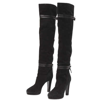 Sergio Rossi KNEE HIGH SUEDE FR37