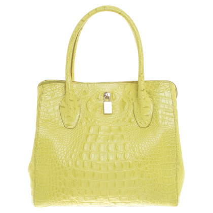 Furla Handbag in yellow