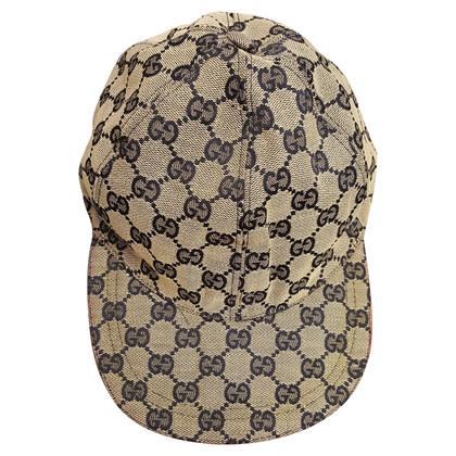 Gucci Cap with Gucci logo
