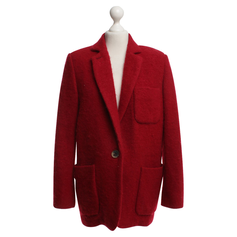 Isabel Marant Coat in red