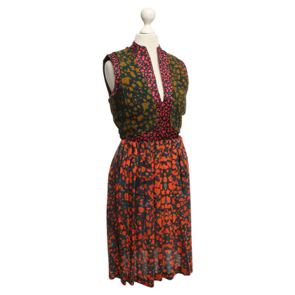 Cacharel Dress in Multicolor