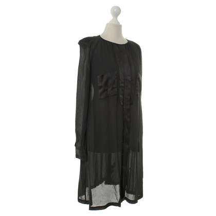 By Malene Birger Bluse abito antracite
