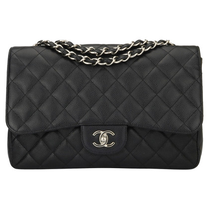"Chanel ""Classic Single Flap Bag Jumbo"""