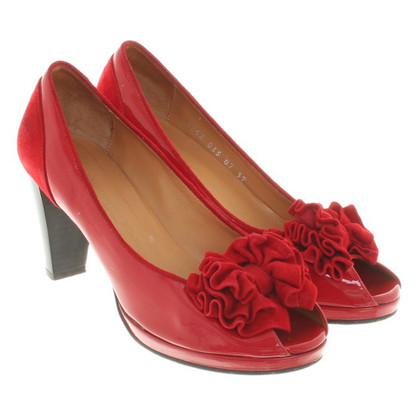 Konstantin Starke Pumps in Rot