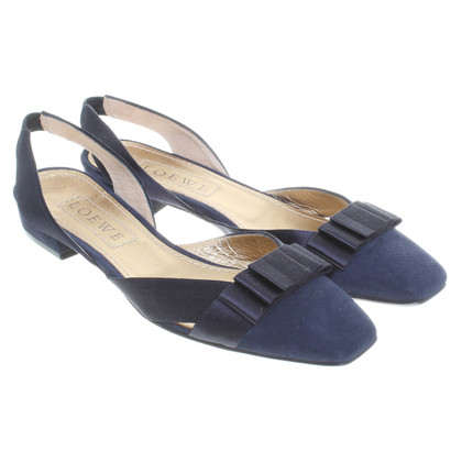 Loewe Pumps in dark blue