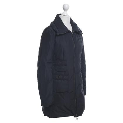 Moncler Down coat in black