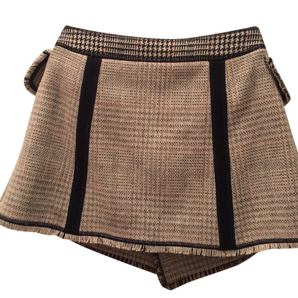 Louis Vuitton tweed skirt