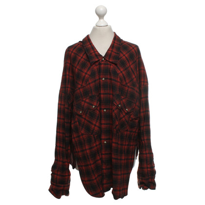 Faith Connexion Shirt with check pattern