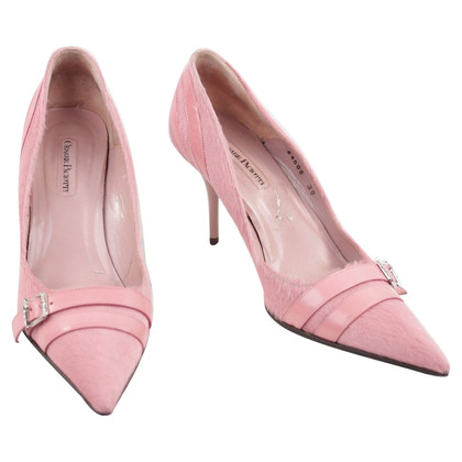 Cesare Paciotti pumps in pink