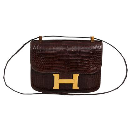 """Hermès """"Constance Bag krokodillenleer"""""""