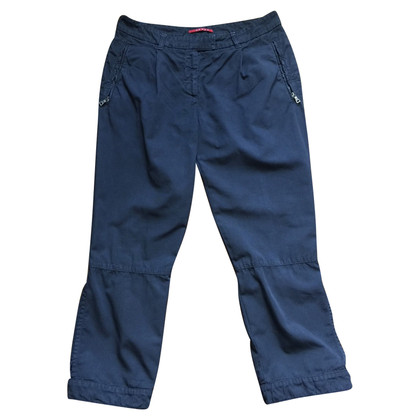 Prada pantaloni di cotone