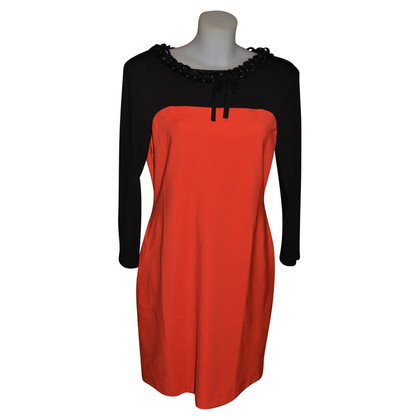 Moschino Cheap and Chic dress with necklace