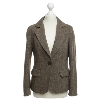 Hugo Boss Blazer in Braun/Beige