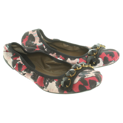Marni Ballerinas with print