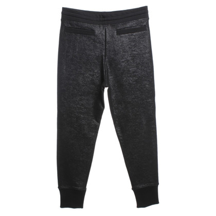 Iro trousers in black