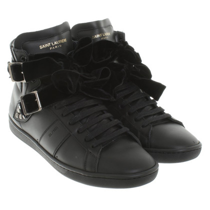 Saint Laurent Sneaker in Black