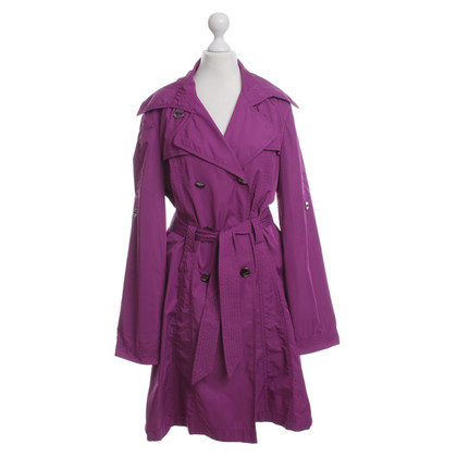 Laurèl Trenchcoat in Pink