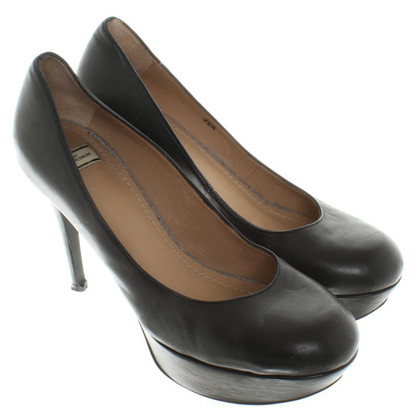 By Malene Birger Pumps in Schwarz