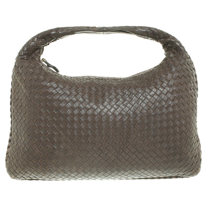 "Bottega Veneta ""Veneta Bag Medium"" in brown"
