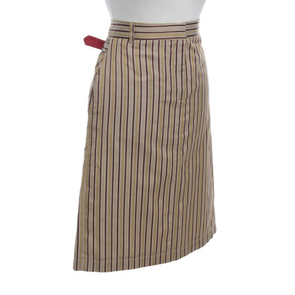 Philosophy di Alberta Ferretti skirt with stripes