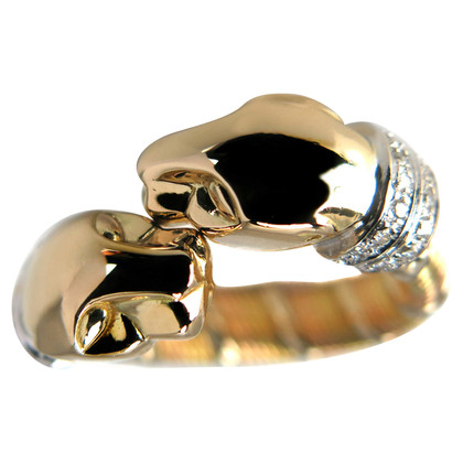 Cartier Ring aus Gold
