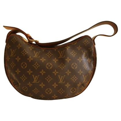 """Louis Vuitton """"Croissant MM Monogram Canvas"""""""