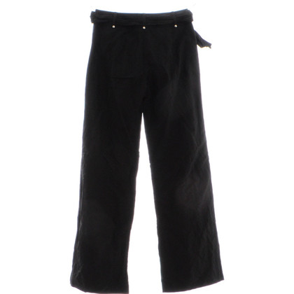 Airfield Pants shiny black