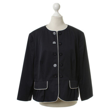 Burberry Blazer in Blu Navy