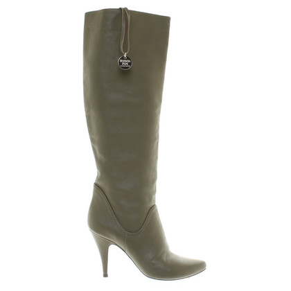 Patrizia Pepe Boots in olive green