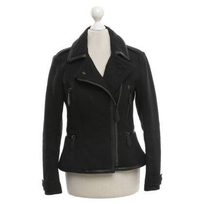 Burberry Biker jacket in black