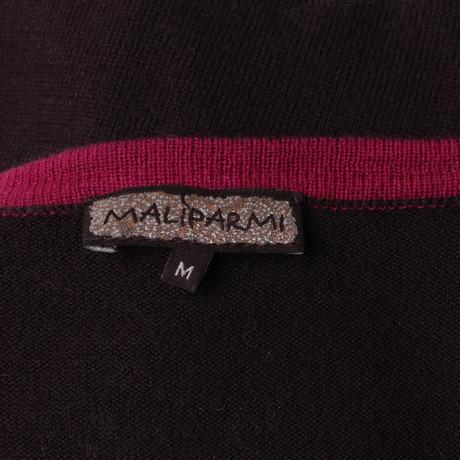 Braun Twin Strick Set Maliparmi Twin aus Maliparmi Rq4EY4