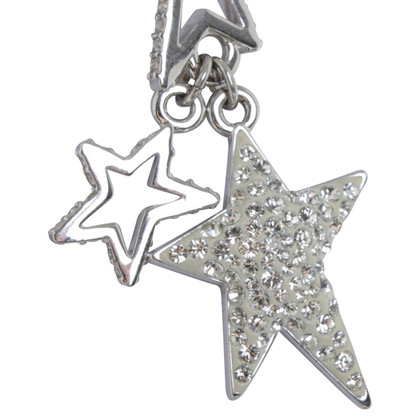 Swarovski Necklace with star pendants