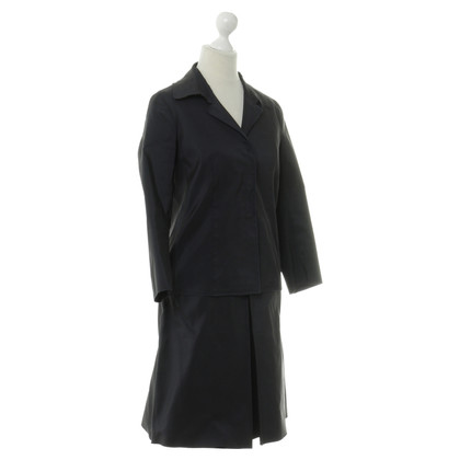 Jil Sander Costume in dark blue