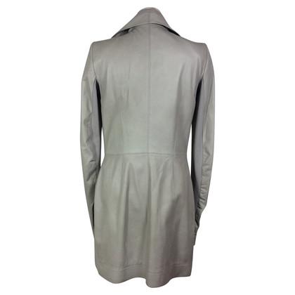 Rick Owens Leren jas