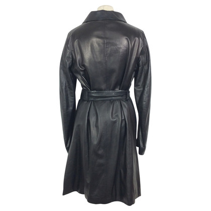 Helmut Lang Leather coat