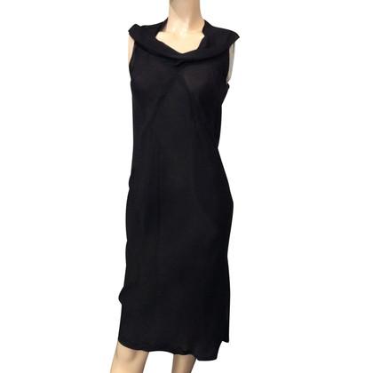 Rick Owens zijden jurk